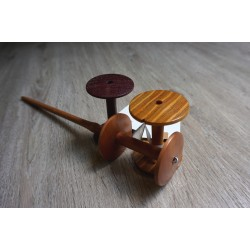 Spool Spindle Set Apple