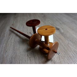 Spool Spindle Set Sipo Almond