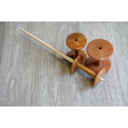 Spool Spindle Set Maple