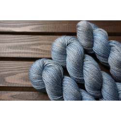 Tibetan Sock Pale Blue Jeans