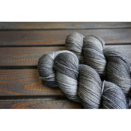 Merino Cashmere Sock Broken Rocks