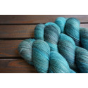 Merino Cashmere Sock Smoke on the Water