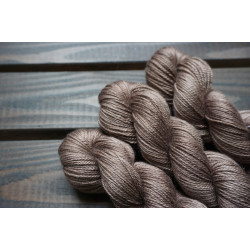Cashmere Silk Fingering Bark