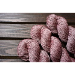 Tibetan Sock Old English Rose