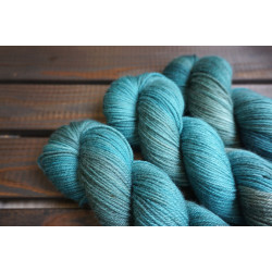 Merino DK Hightwist Smoke on the Water