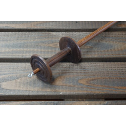 Spool Spindle Walnut