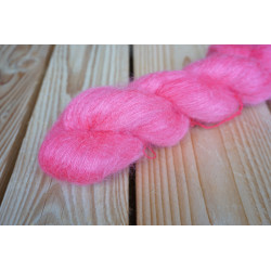 Kid Silk Lace Pink