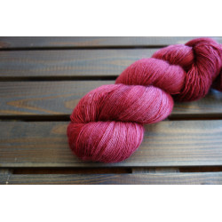 Merino Lace Single Blood