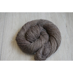 Merino LInen Single Walnut