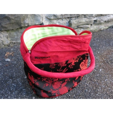 Project bag Red/Black