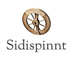 Sidispinnt